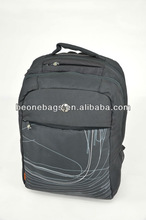 Hot selling black fashion backpack laptop bags HP