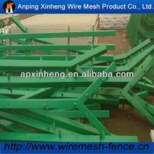 60*60mm, 80*80mm, 120*120mm concrete fence posts / PVC coated square posts ( manufacturer )