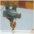 Chine tavol cd1/md1 modèle électrique câble de levage pour grue utilisationqualité machines