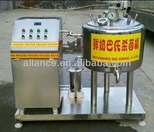 89 Best selling ! Small /mini pasteurizer machine for milk,fruit juice,egg liquid