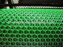 PVC Fencing/Plastic Garden fence netting (1.8mx100m ISO 9001)