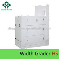 HS600 Versatile Automatic Width Grader mini grader