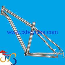 "TSB-WHM1001 OEM titanium 26"" mtb bicycle frame"