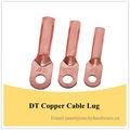 de alta calidad dt de cobre terminales eléctricos