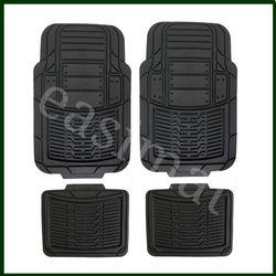 Universal Fit Heavy Duty Rubber Car Floor Mats