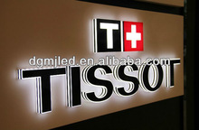 2012 hot new design brand 3d electronic signboards