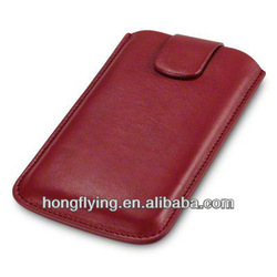 Pouch Leather case for LG Nexus4