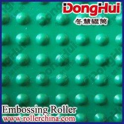 E1292,Embossing Roller 74,3D laser engraving Embossing Roller
