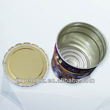 18 liter One colored painting with metal spout tinplate can