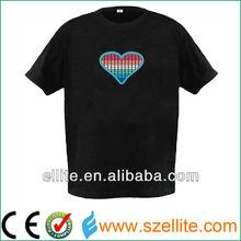 Hot sale design couple t shirt Party favor