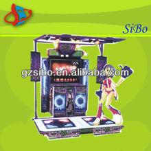 GM3317 Attraction !! new toys for christmas 2013,amusement equipment,arcade game machine ,dancing machine