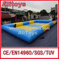 2013 venda quente inflável piscinas de natação