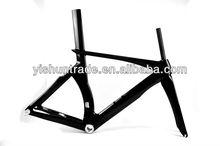 2014 YISHUNBIKE the latest styles 750mm carbon TT frameset BSA/BB30 system carbon time trial frame