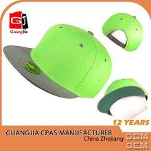Promotional Gift Snapback Hat For Blank Strap Back Hats