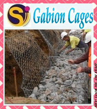 popular exported item 1x1x1 gabion box manufacturer