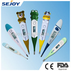 12 Year Top Manufacturer of CE FDA Electronic Digital Thermometer with waterproof flexible instant reading optional