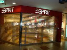 shop front roller shutter