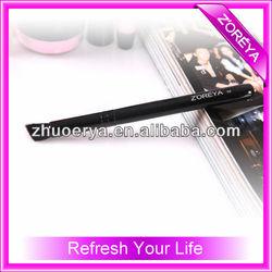 Angular eyebrow brush makeup brushes cosmetic single brush
