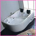 Piazza profondo acrilonitrile-butadiene-polietileneidromassaggio massaggio vasca da bagno 1800mm htmb- 606