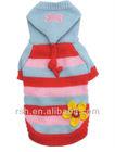 Fashion stripe dog jumper RSH1632