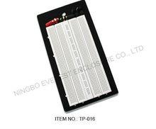 Durable electronic kits, Big Advanced Solderless Breadboard 1380 tie-point, 2 Binding posts