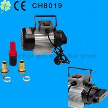 550W 20L /min CH8019 hydraulic gear pump /waste engine oil transfer pump