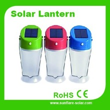 small portable new design long lifespan solar lamp/solar lantern/solar light