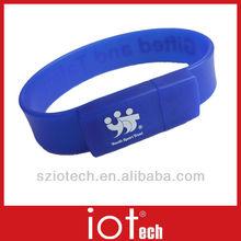 Toshiba Chip Blue Wrist Band USB