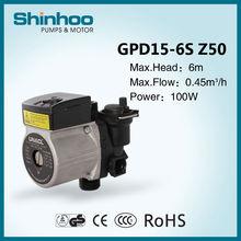 (GPD15-6S Z50) Wall hung gas boiler circulation pump
