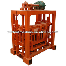 QT40-2 brick forming machinery offer
