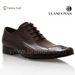 British style classic man dress shoe