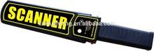 MD3003B1 Gold Diamond Hand Held Metal Detector/Supper body scanner/supper wand hand held metal detector