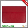 2014 new product envelope leather laptop sleeve for macbook 13
