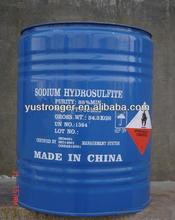 Sodium hydrosulfite;sodium dithionite85%,88%,90% in chemicals