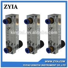 LZM-4T acrylic digital RO air panel flow meter