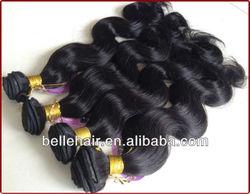 Natural color cheap price body wave brazilian virgin hair
