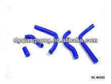 silicone hose kits for moterbike Honda CR125 CR 125 RADIATOR SILICONE HOSES 05-08