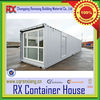 Mineral wool foldable container steel portacabin