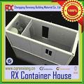 prefabbricate modulari e pieghevole mobile spedizione casa del contenitore costruttore modello