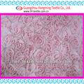 o mais novo chiffon rosa fita bordado tecido de tule