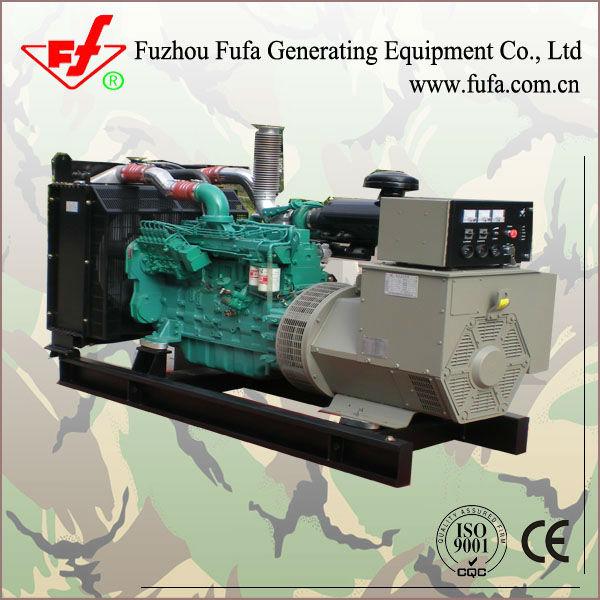 Industrial generadores de precios! Deutz diesel motor TBD226B-6D / 130 kva venta