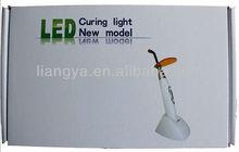 China dental supplies Newest design model dental light cure unit