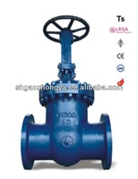 """""""Class 300""""wcb gate valve for gas pipeline"""