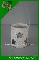 2014 Decorative birch bark lantern