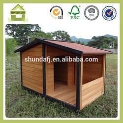 SDD09 wholesale decorative wooden dog house