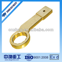 Non sparking SAFETY tools! Striking Box Bent Wrench!