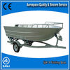 SANJ 14 aluminium boat hulls for sale