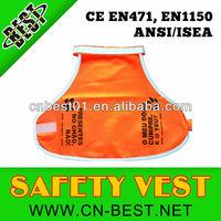 2014 New fashion 100% polyester dog protective vest