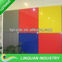 Shan Dong Lin Quan High Gloss aluminium composite signage panel