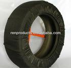 car tyre flexible snow sock